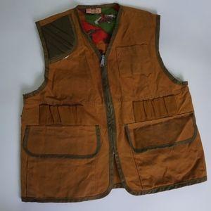 Vintage Saftbak hunting vest